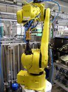 Robotizovaná pracoviště a manipulátory