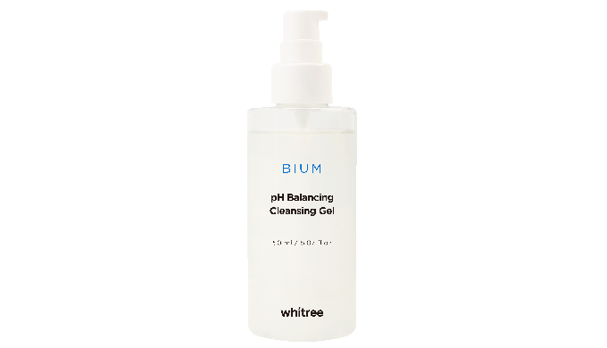 Whitree BIUM pH Balancing Cleansing Gel