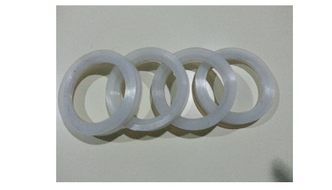 Solar Rubber Rings