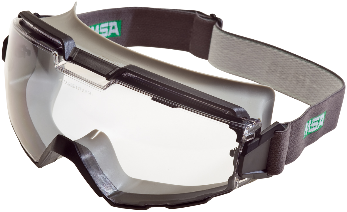 Lunette-masques de protection MSA CHEMPRO