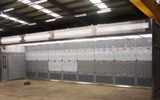 Hosokawa Micron Engineers Break Record  With Eleven Metre Wide Downflow Booth
