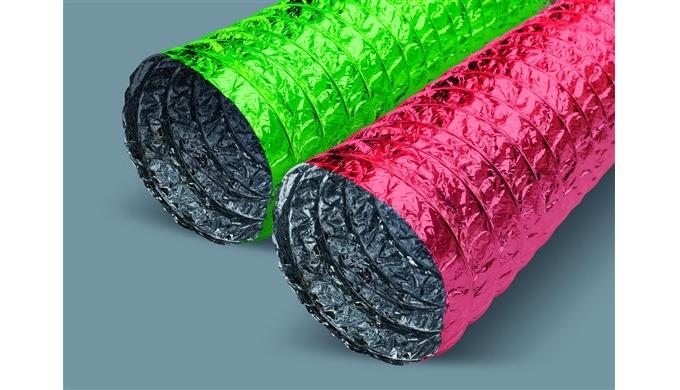 Orta ve düşük basınçlı ısıtma, soğutma,havalandırma sistemlerinde dekoratif amaçlı kullanılmak üzere geliştirilmiş ve ür