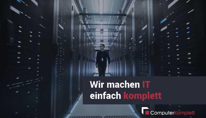 ComputerKomplett: das IT Systemhaus Mit individuell auf Ihre Bedarfe zugeschnittene Hard- und Software-Lösungen und unse