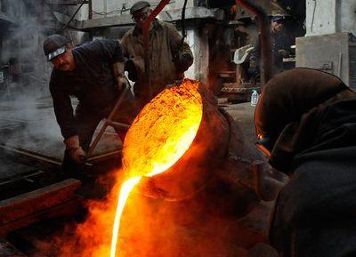 Литье металлов: методы