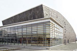 HUECK Fasadesystemer