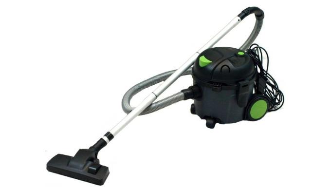 Compact, léger,très mobile et facile à stocker. Aspirateur idéal pour petits chantiers à laisser sur place ou pour voit