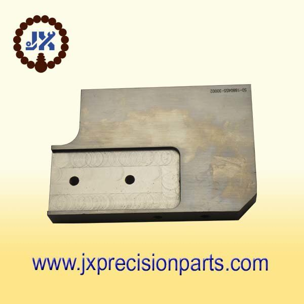 OEM ODM high precision cnc mechanical parts stainless steel milling machining manufacturer