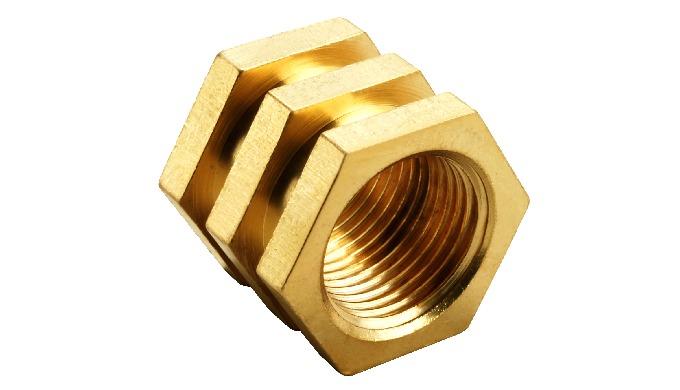 Brass PPR Hex Inserts