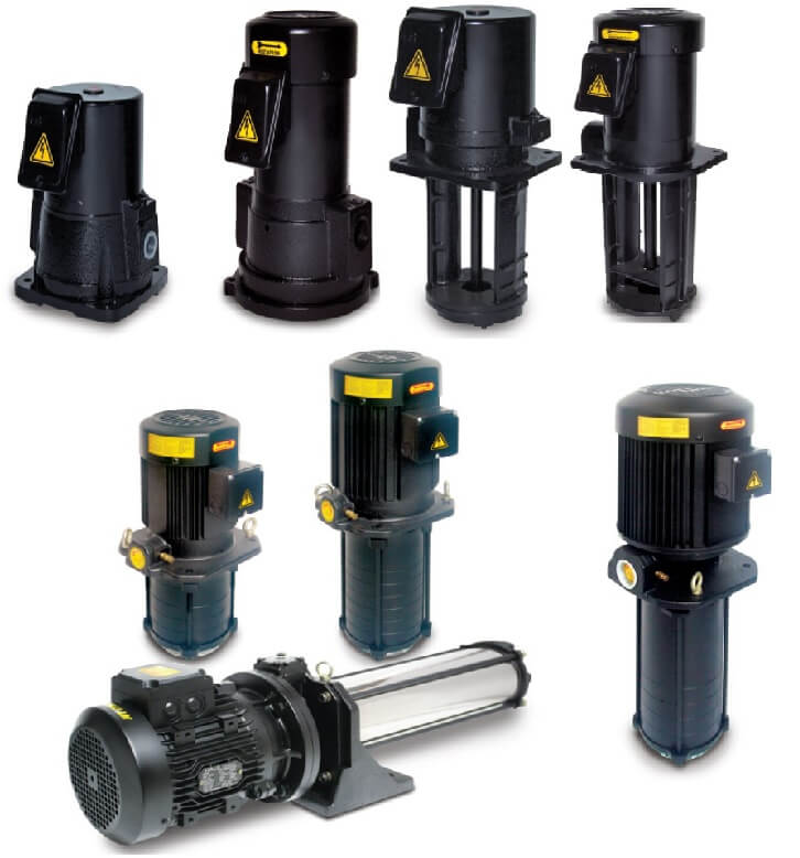 This is the most suitable Coolant pump, cutting fluid pump, used for various machine tools, such as MCT, CNC, and the ot