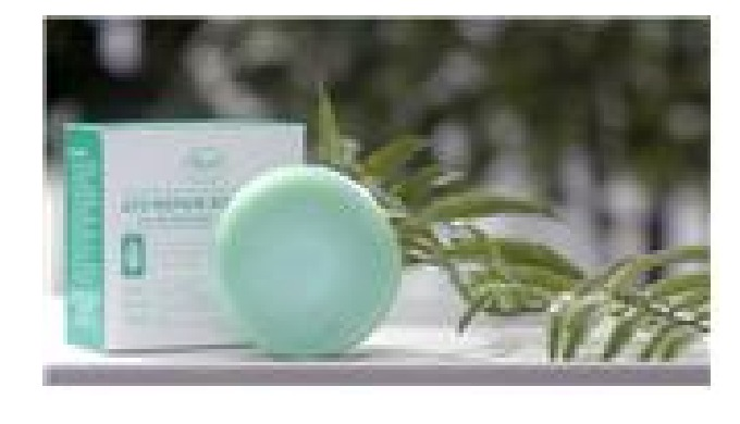 RHODD Ato Repair body soap is a body-only soap that contains plant-based materials such as polarized extraction to clean
