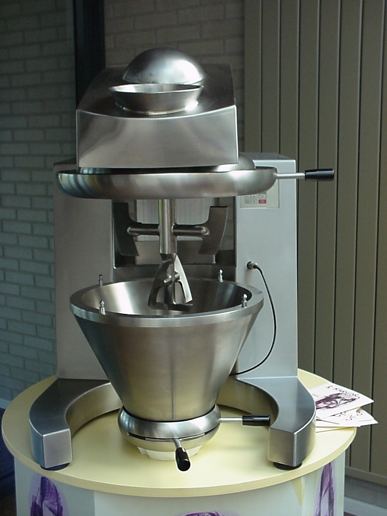 The Vrieco Nauta Cyclomix® is a revolutionary high-speed, intensive paddle mixer and agglomerator that has been speciall