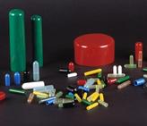 Vi erbjuder flera olika varianter av krympslangar och tillbehör till dem. Se alla produkterna på vår hemsida.