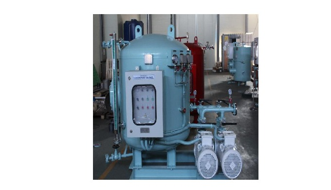 Hydrophore tank is used to provide pressure water in fresh water in sea water piping. It can be cassified as drinking wa