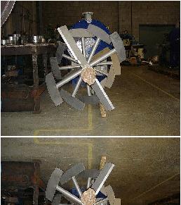 Mezcladores de Sólidos El mezclador de eje horizontal es el sistema más utilizado. Puede ser con cinta helicoidal contin