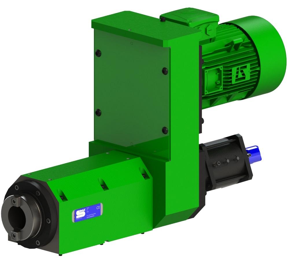 MAX100 CO - Broche d'usinage avec changeur d'outils automatique