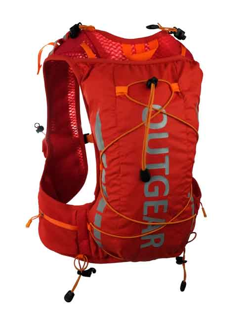 light weight hydration race vest for mountain