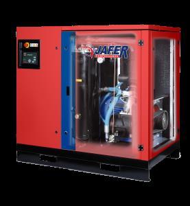 Los compresores de tornillo AIR son la solución ideal para aquellos clientes que necesitan una central de aire de fácil