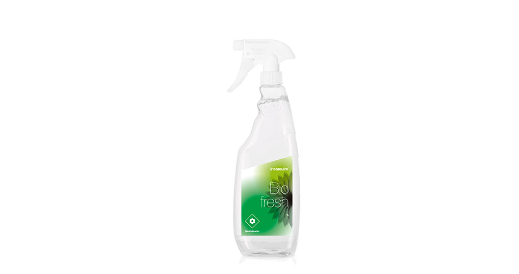Biofresh, neutralizador de olores biológico.