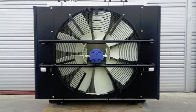 Cooling Module+Radiator+ Oil Cooler+Intercooler ㅣ Industrial cooling fans