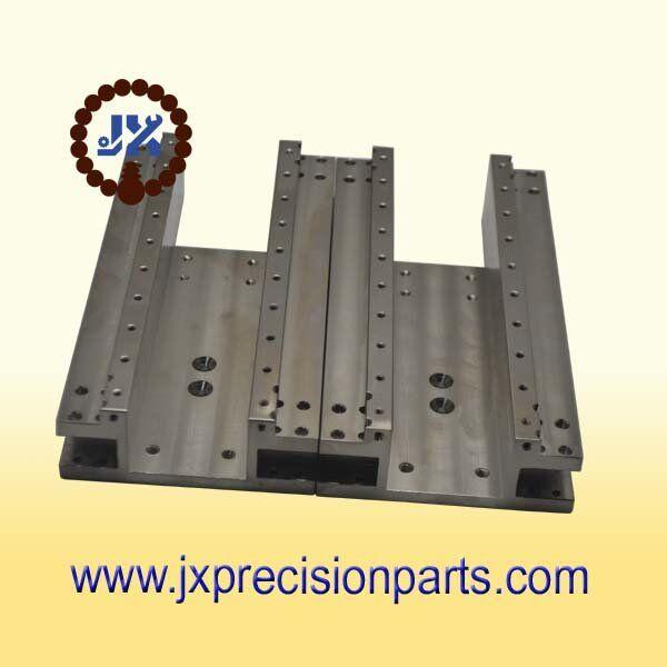 New design CNC machining