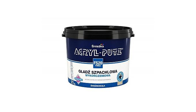 Acryl-putz finisz, glet pt pereti si tavane. Готовая к употреблению шпаклевка наивысшего качества, особенно рекомендуетс