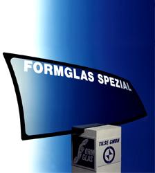 FORMGLAS SPEZIAL® ist ein Verbundsicherheitsglas, das aus zwei oder mehr chemisch vorgespannten Einzelscheiben mit unser