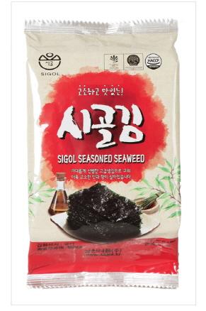 Sigol Seasoned Seaweed