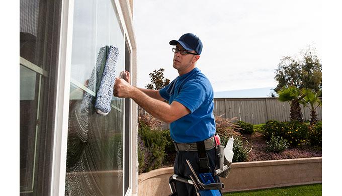 lavage vitres, nettoyage vitre , laveur de vitre