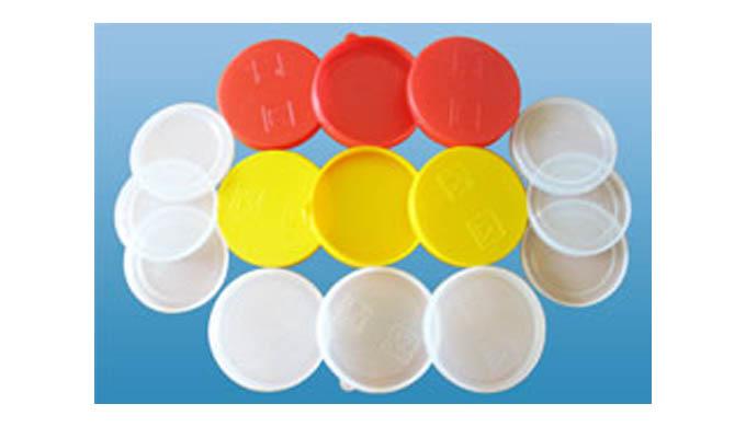 Крышки полиэтиленовые для укупоривания стеклянных банок