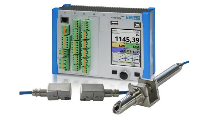 Pour des mesures exigeant une précision extrême, le système peut être exploité avec 4 cordes de mesure. Différents types