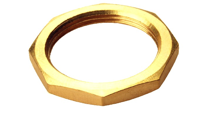 Panel Hex Nuts Brass is used as locking purpose.