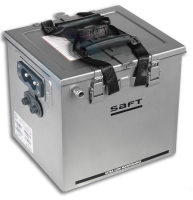 Saft is provides completely reliable low maintenance, low life-cost Ni-Cd batteries for commercial, business and militar