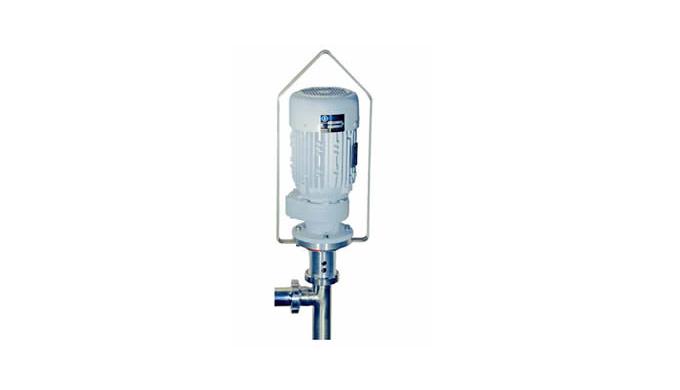 Generelle Eigenschaften 0 - 3000 l/h Förderleistung Drücke bis12 bar Für dünne und schwerst fliessfähige Medien bis ca.