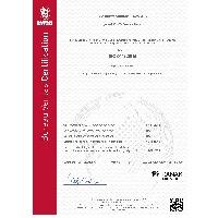ISO 9001-cerficering