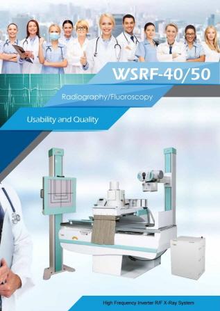 R/F X-Ray System_WSRF-50