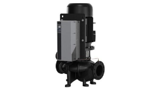 Grundfos Inline-Pumpen TPE