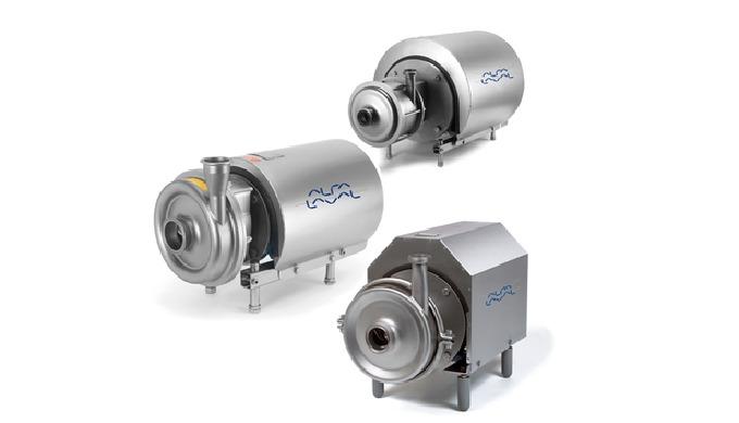Pompes centrifuges - LKH
