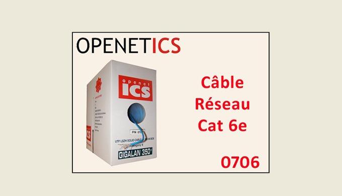 Nous vous proposons des qualité de câble pour toutes vos installations informatiques . Consultez nos produits en ligne o