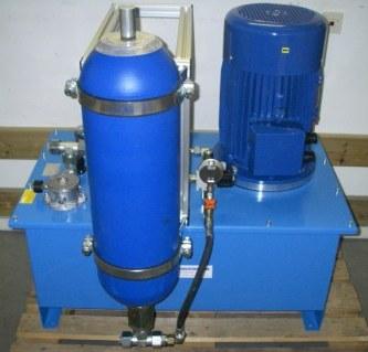 HYDMOS Industriteknik har lång erfarenhet av hydraulsystem. Genom åren har vi byggt 100-tals system för de mest skiftand