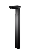 The DESKLIFT DL5 is a compact 2-part lifting column, which is a perfect choice for a wide range of different desk applic