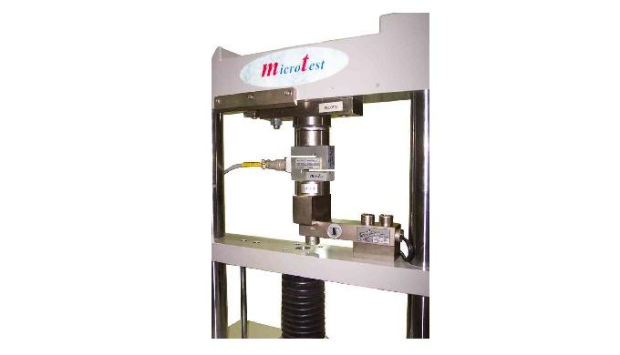 Microtest S.A. dispone de laboratorio de calibración para transductores de fuerza y máquinas de ensayo generadoras de fu