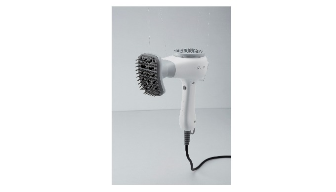 """Now let's dry our scalp.""Premium echo hairdryer that can directly dry the scalp by minimizing harmful substances [elect"