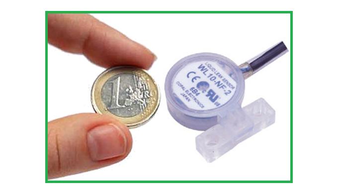 Sensor de fuga de líquidos WL 10 de NIDEC COPAL