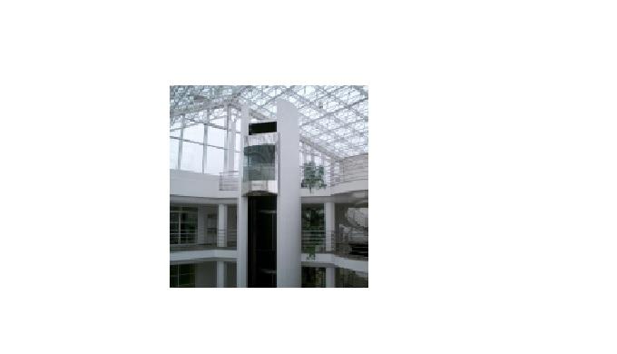 Prosklené panoramatické výtahy