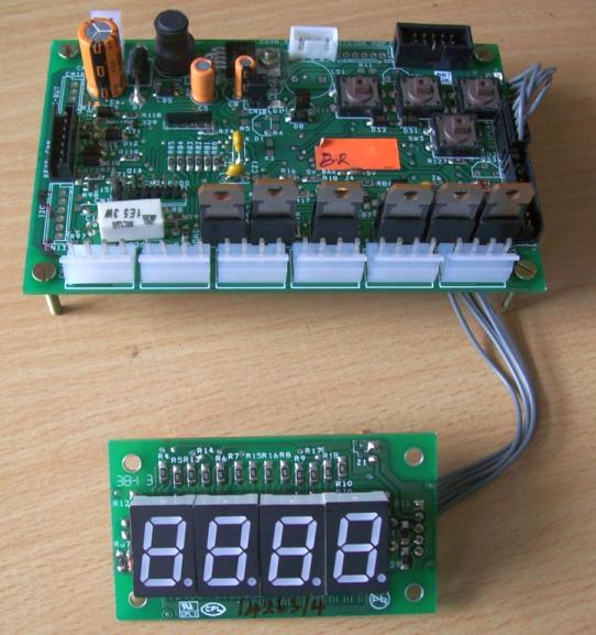 Battery Based 6 Prod Vending PPV6907_1V0