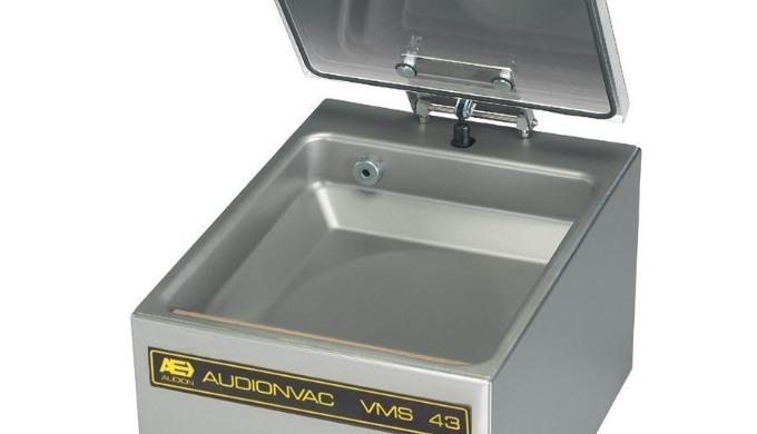 Audionvac VMS 43 | Vacuum Chamber Machine