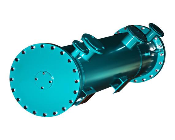 Zu unserem Produktspektrum gehören unter anderem Wärmetauscher aus C-Stahl oder Edelstahl. Dabei führen wir sowohl die N