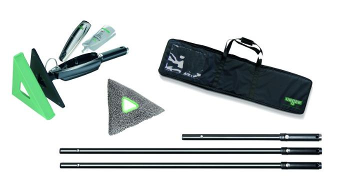Stingray nettoie 25% PLUS VITE ET ÉCONOMISE 39% de nettoyant par rapport aux méthodes de nettoyage traditionnelles.