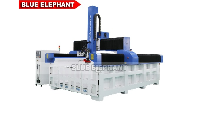 Features: 1. Improving working efficiency: Like ATC CNC Machine, this type of machine was designed with linear tool chan