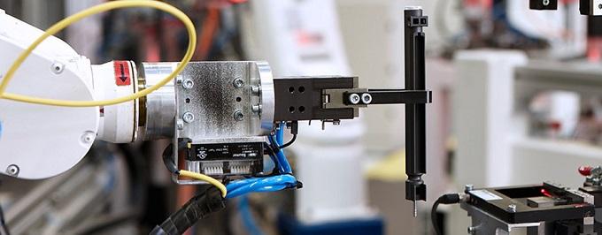 Tecnología de amortiguación, industrial.Zimmer Group es el socio adecuado para el control de movimiento en el sector i